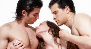 rapporto sessuale con più uomini
