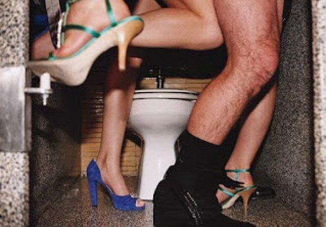 sesso bagno