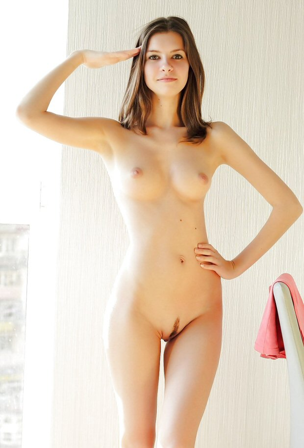 Ragazza Nuda