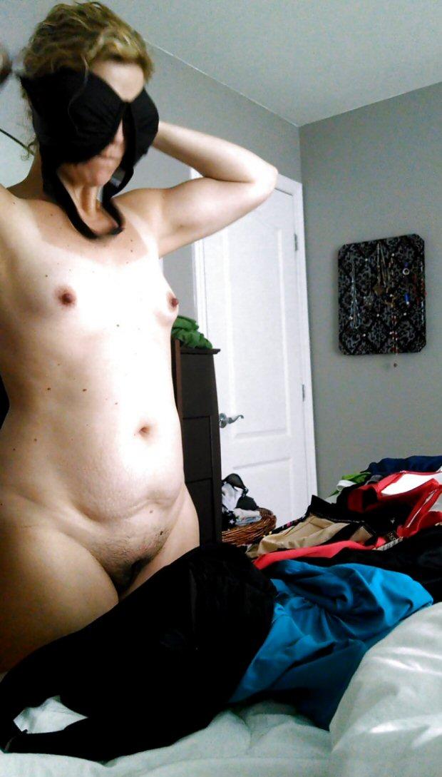 moglie nuda