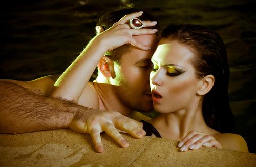come fare sesso in acqua