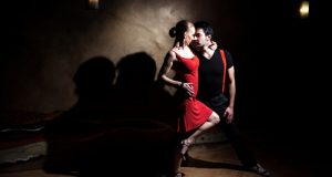 sensualità e passione nel tango argentino