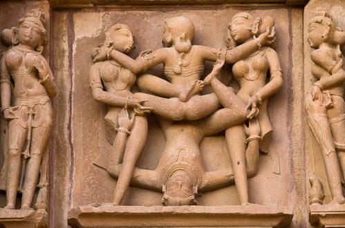 usanze sessuali nell'antichità