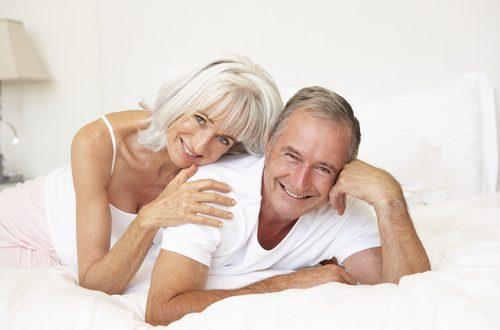 Sesso tra anziani: chi l'ha detto che non esiste?