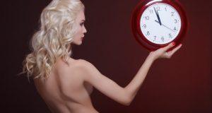 Sapevi che un rapporto sessuale dura venti minuti?