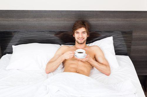 Lo sapevi che il caffè favorisce l'erezione?